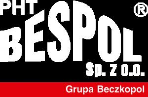 Logo bespol w stopce
