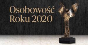 Nominacja do tytułu Osobowość Roku 2020